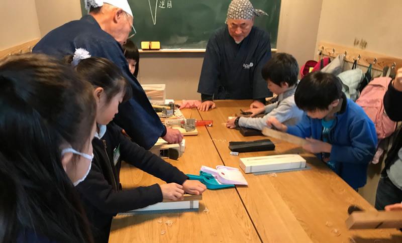 子ども向けお箸の使い方講座